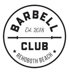 REHOBOTH BEACH BARBELL CLUB